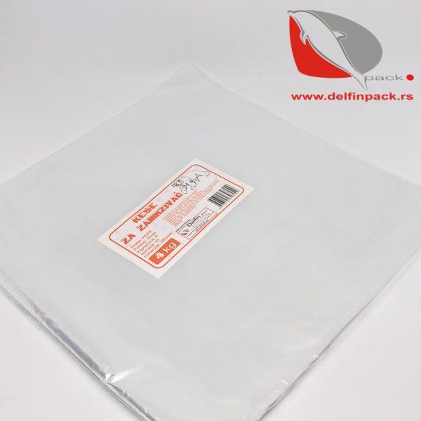 Kese za zamrzivač LDPE 4 KG 1