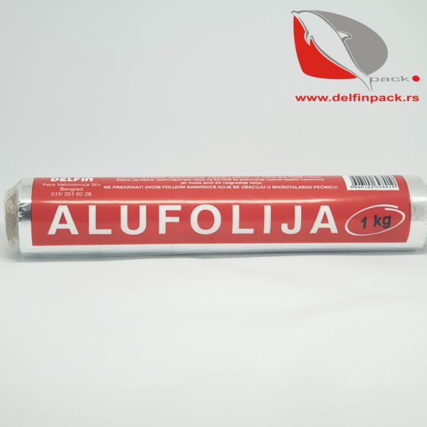 Aluminijumska folija 1kg/40 CM 1