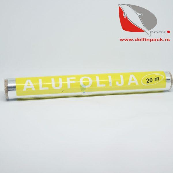 Aluminijumska folija 20m 1
