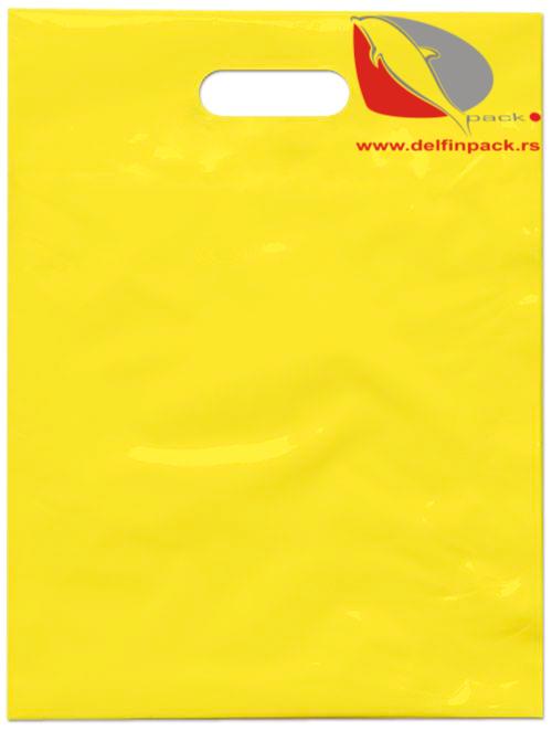 Kesa sa banana ručkom 35x45 cm bez štampe 3