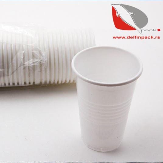 PVC čaše 100 ml 1