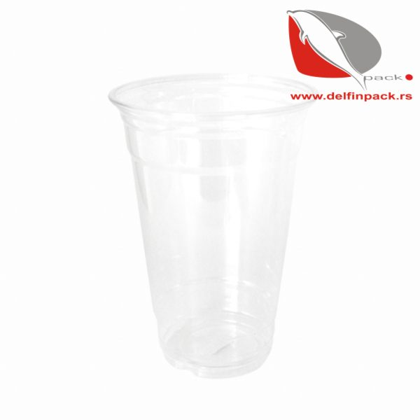 PVC čaše 200 ml 1